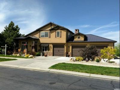 Draper Single Family Home For Sale: 12024 Pond Ridge Dr S