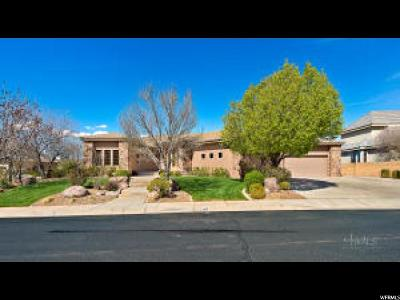 St. George Single Family Home For Sale: 2415 E Linda Way