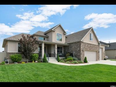 Lehi Single Family Home For Sale: 2130 W 1300 S