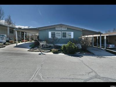 Orem Single Family Home For Sale: 1097 W 490 N