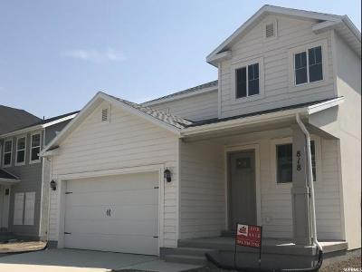 American Fork Single Family Home For Sale: 818 E 380 S
