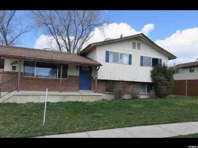 Brigham City Single Family Home For Sale: 482 Wildwood Dr