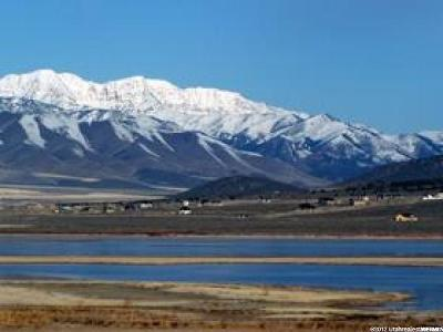 Tooele County Residential Lots & Land For Sale: 1868 W Ridgeline Rd S