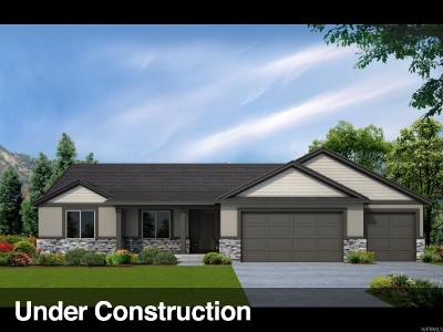 Provo Single Family Home For Sale: 1635 S 680 W #255