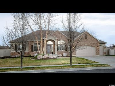 Kaysville Single Family Home For Sale: 944 W Mill Shadow Dr S