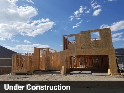 Provo Single Family Home For Sale: 2404 W 1160 N #LOT 5