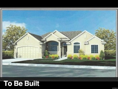 Tooele Single Family Home For Sale: 45 Iron Rod Rd #52