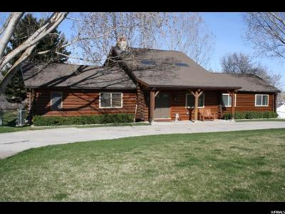 Hyrum Single Family Home For Sale: 210 S 300 W