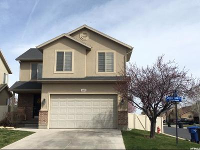 Herriman Single Family Home For Sale: 5522 W Copper Park