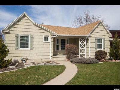 Logan Single Family Home For Sale: 485 E 0600 N