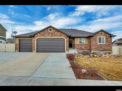 West Jordan Single Family Home For Sale: 4764 W 7470 S