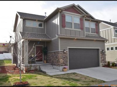 Herriman Single Family Home For Sale: 13368 S Stone Hayes Ct