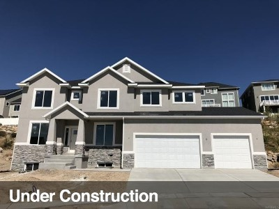 Lehi Single Family Home For Sale: 4003 N 850 W #171