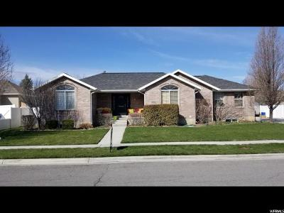 Spanish Fork Single Family Home For Sale: 1544 S 2050