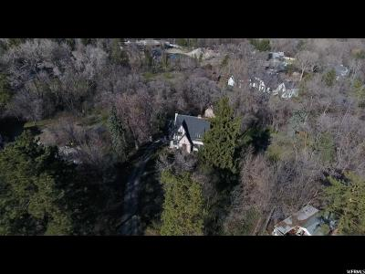 Holladay Single Family Home For Sale: 2075 E Pheasant Way