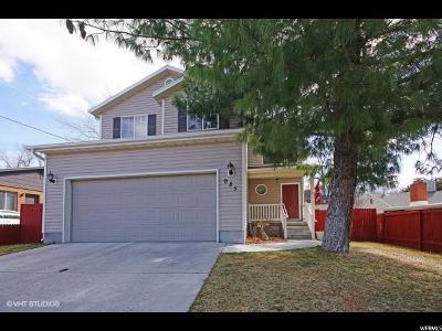 Orem Single Family Home For Sale: 985 S 200 E