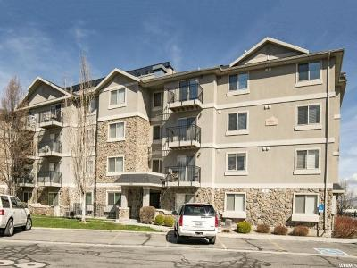 Cottonwood Heights UT Condo For Sale: $255,000