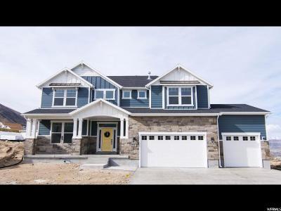 Draper Single Family Home For Sale: 514 E Ports Cv E