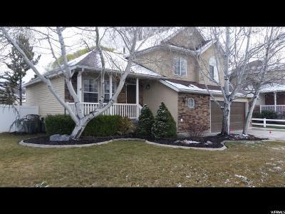 Draper Single Family Home For Sale: 11417 S 150 E