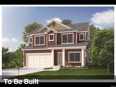 Riverton Single Family Home For Sale: 4349 W Duchtman Ln S #204