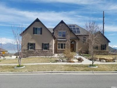 Saratoga Springs Single Family Home For Sale: 2296 S Hunter Dr W