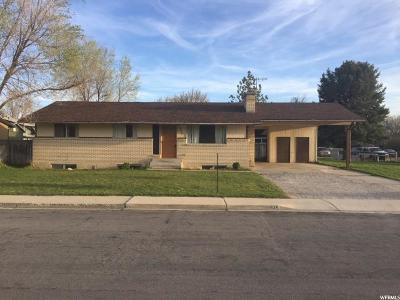 Orem Single Family Home For Sale: 935 W 1400 N