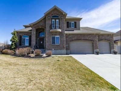 Layton Single Family Home For Sale: 238 N Swift Creek Dr