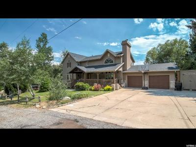 Single Family Home For Sale: 5763 Cascade Dr