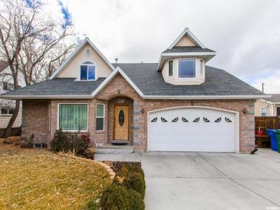 Orem Single Family Home For Sale: 166 S 1000 E