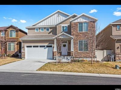 South Jordan Single Family Home For Sale: 3856 W Tottori Dune Dr.