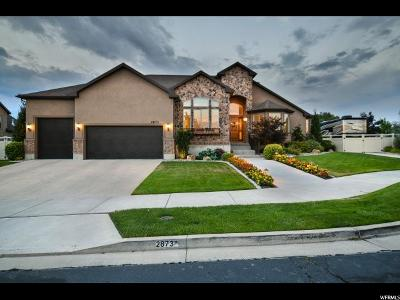 South Jordan Single Family Home For Sale: 2873 W Amini Way S