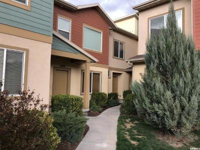 South Jordan Townhouse For Sale: 3684 W Periwinkle Dr S