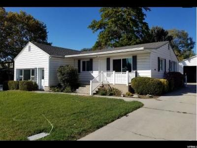 American Fork Single Family Home For Sale: 34 W 100 N