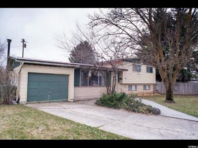 Trenton Single Family Home For Sale: 170 S 350 E