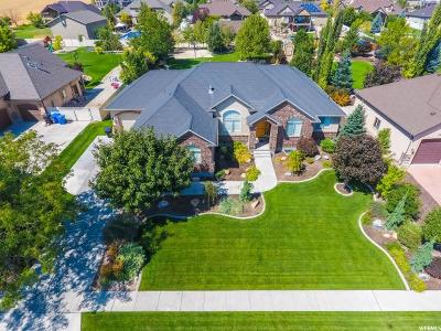 Herriman Single Family Home For Sale: 12562 S Moonlite Hill Ct