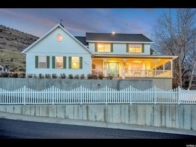 Pleasant Grove Single Family Home For Sale: 507 S 1660 E