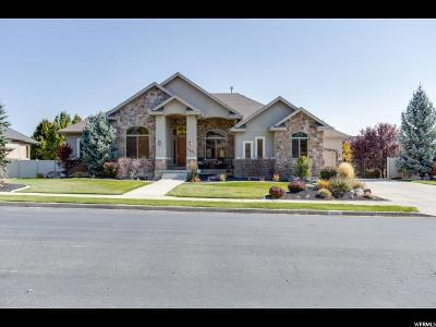 South Jordan Single Family Home For Sale: 11491 S 3420 W