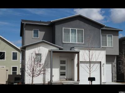 Herriman Single Family Home For Sale: 13307 S Ashurst Ln