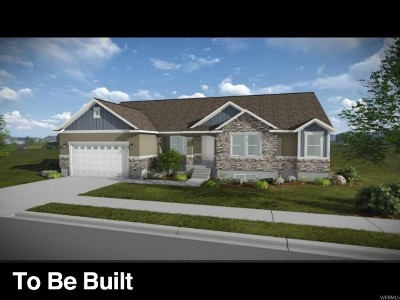 Draper Single Family Home Under Contract: 14794 S Springtime Rd #243