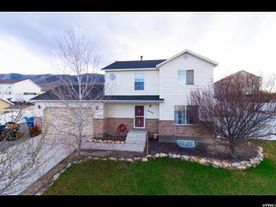 Saratoga Springs Single Family Home For Sale: 4043 S Lake Vista Dr