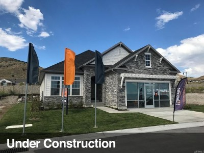 Herriman Single Family Home For Sale: 14892 S Mossley Bend Dr W #25