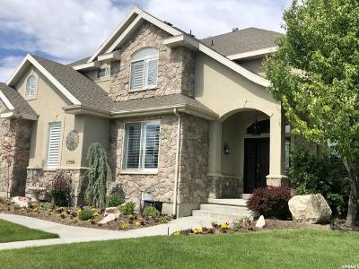 South Jordan Single Family Home For Sale: 11506 S Waterside Rd