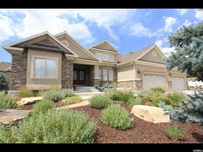Cottonwood Heights UT Single Family Home For Sale: $789,000