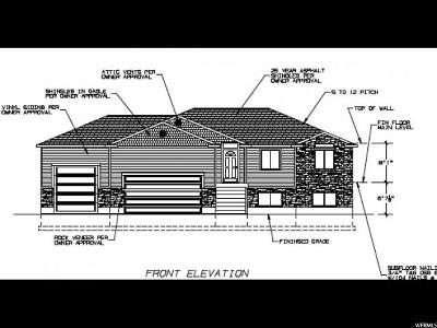 Tremonton Single Family Home For Sale: 11160 N 8400 W
