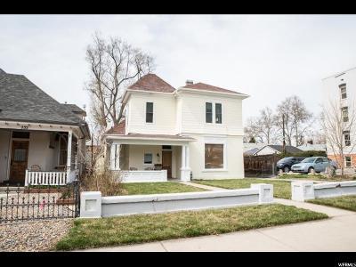 Salt Lake City Multi Family Home For Sale: 224 S 800 E