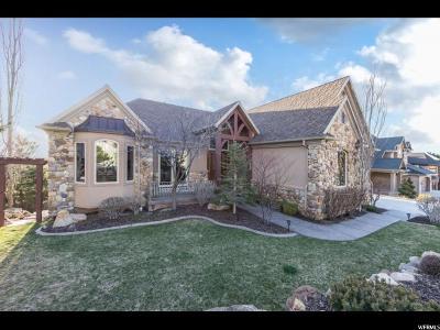 Sandy Single Family Home For Sale: 11956 S September Cv E