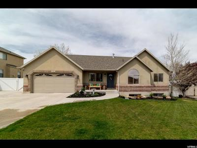 Saratoga Springs Single Family Home For Sale: 308 W Hillside Dr