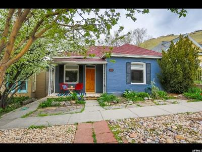 Salt Lake City UT Single Family Home For Sale: $289,900