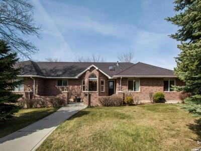 Sandy Single Family Home For Sale: 10 S Gatehouse Ln E