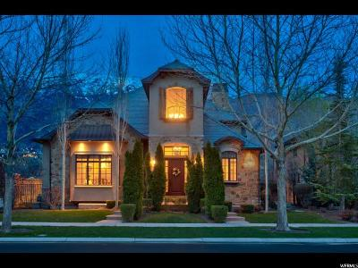 Provo Single Family Home For Sale: 4320 Stone Crossing Way N